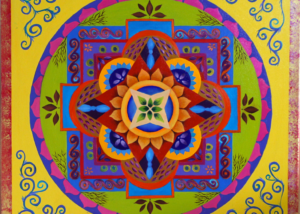 Mandala n.19 Lizi Paragano