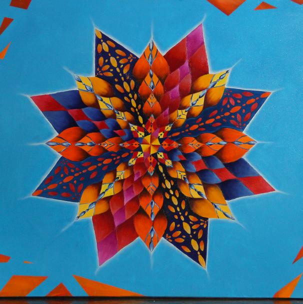 Mandala n.17 Lizi Paragano