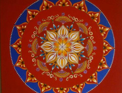 Benefici nella creazione del Mandala